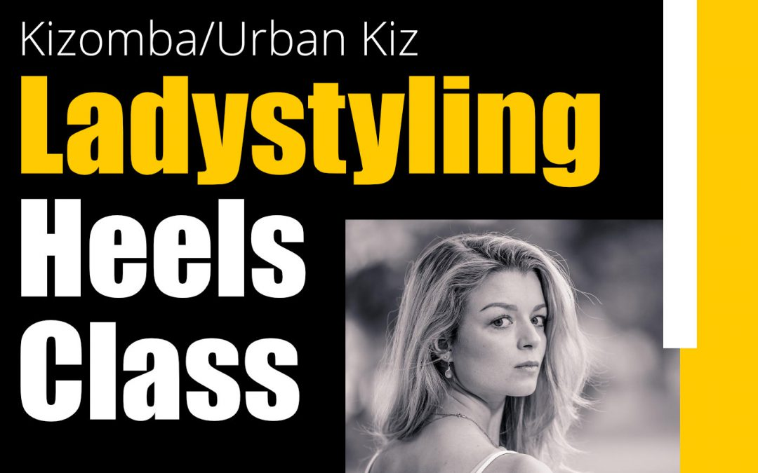 25.01. – Ladystyling Heels Class mit Iva