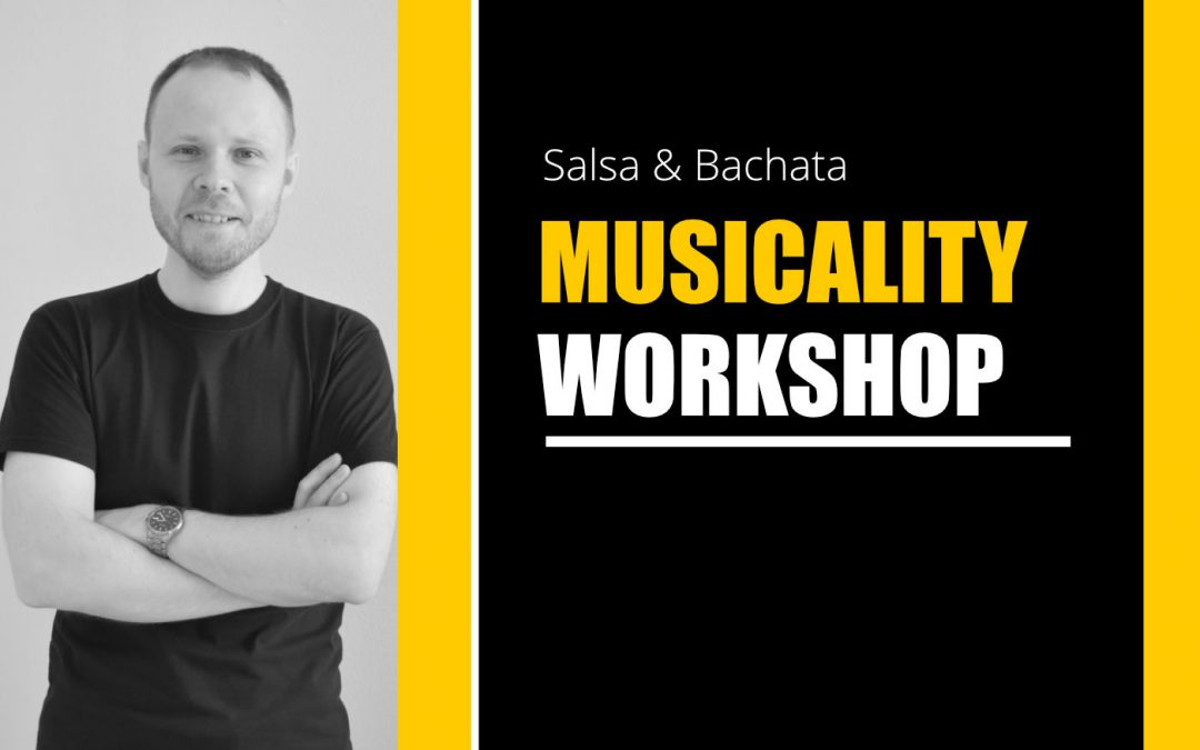 01.02. – Salsa & Bachata Musicality with Kirill