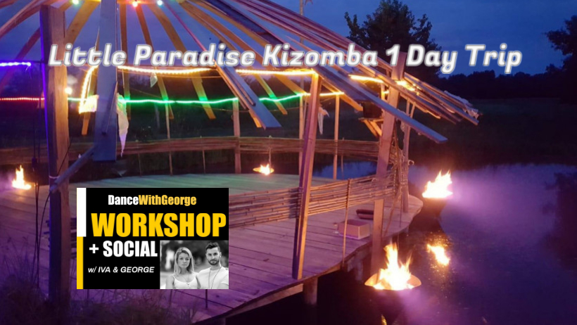 12.09 Workshop & Social at Little Paradise Event: UrbanKiz with Iva & George