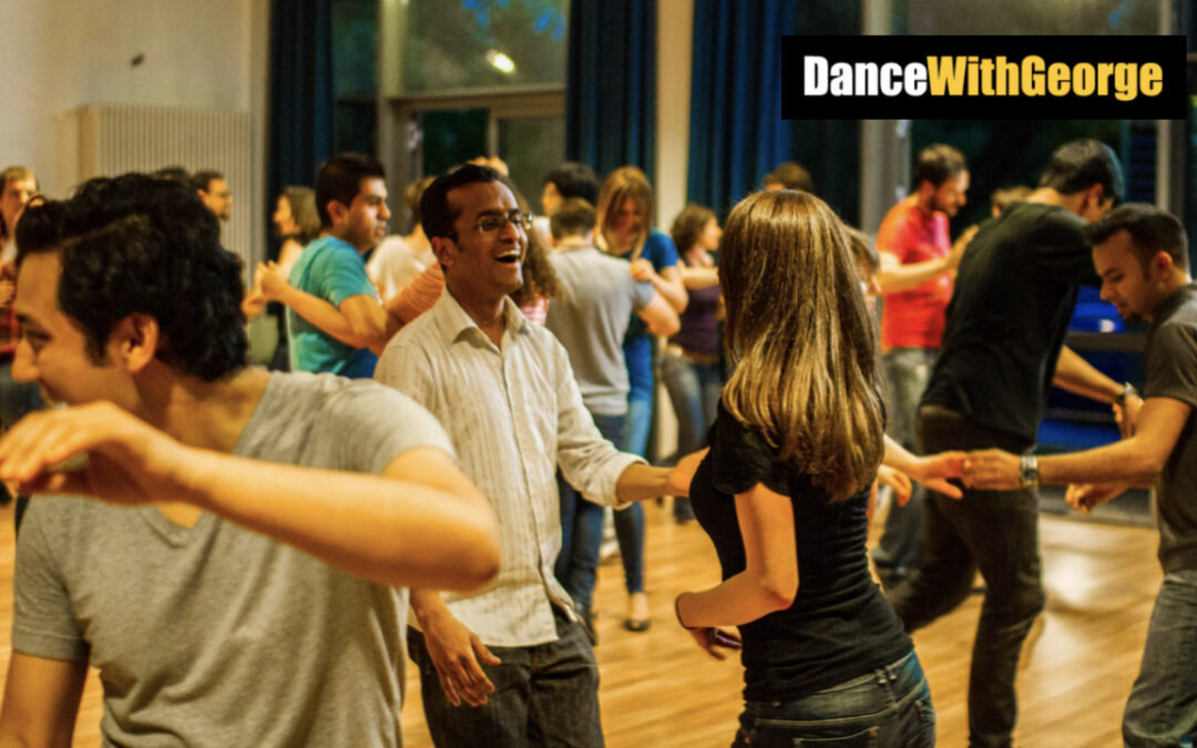 ABGESAGT WEGEN CORONA! Saturdays 21:30-… , Kizomba Social at DanceWithGeorge in two rooms
